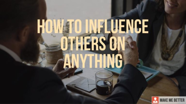 Techniques to influence others