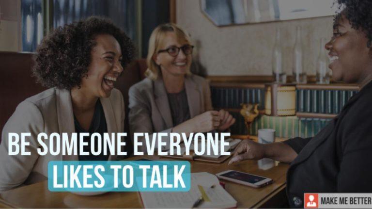 everyone like to talk