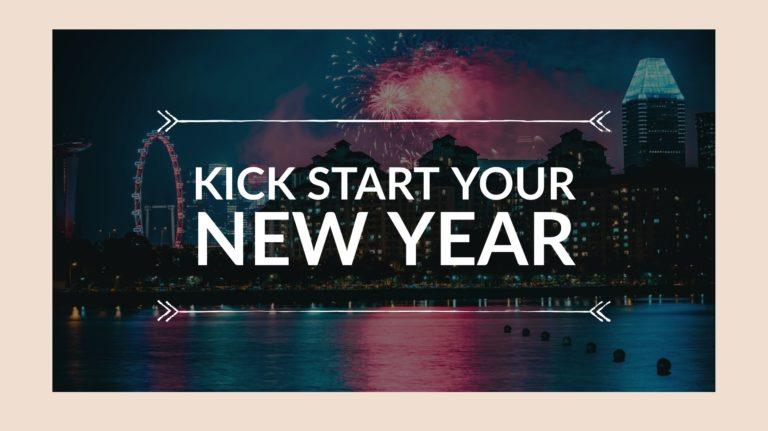 Kick-Start Your New Year