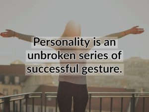 Strong Personality