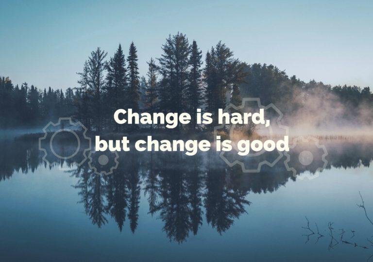 Adaptable To Change