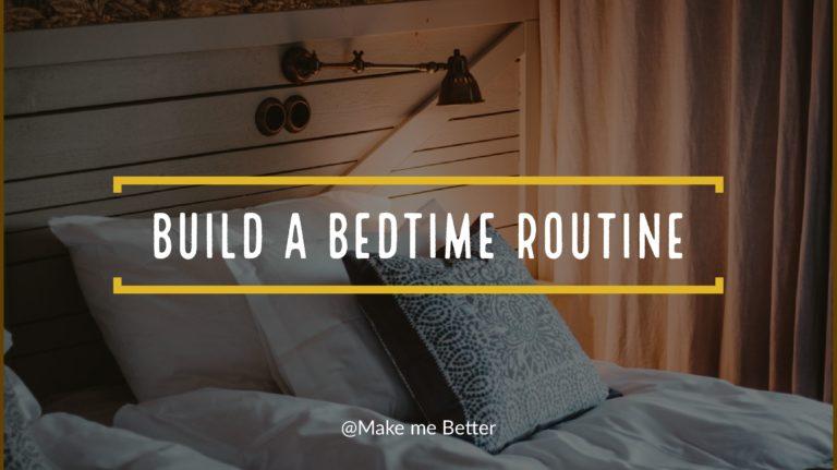 Good Bedtime Routine