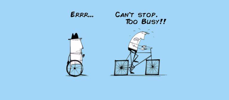 Secret to Letting Productivity Drive