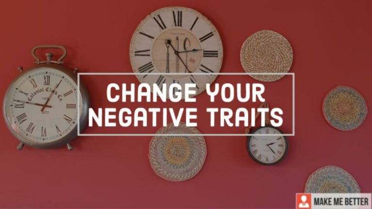 Negative Traits