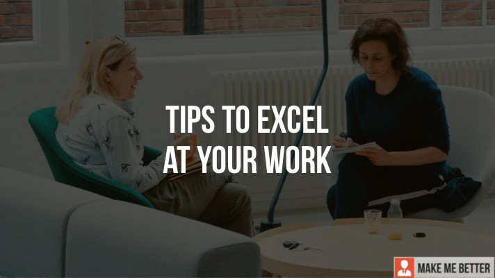 Excel at Work