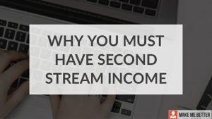 Second Stream Income