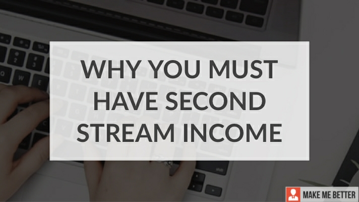 Second Stream Income