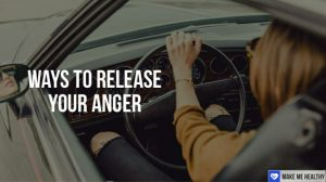 Release anger