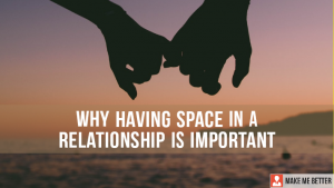 Space in a Relationship