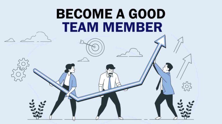 Good Team Member