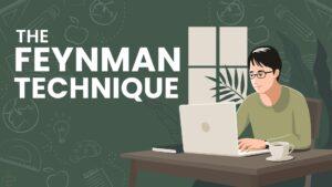 The Feynman Technique